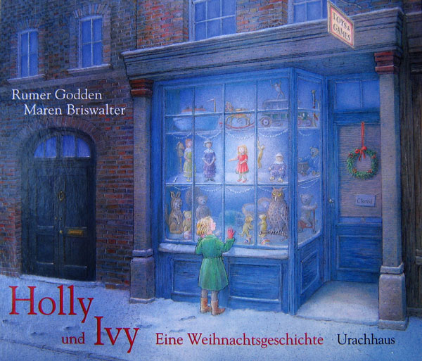 German - The Story of Holly and Ivy