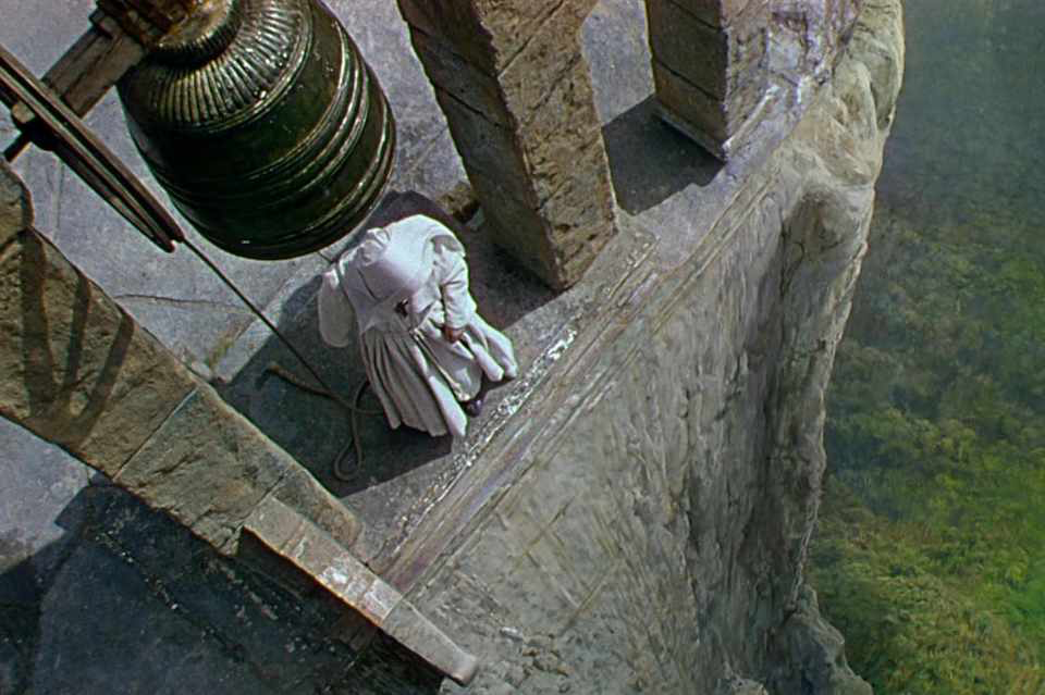 Black Narcissus still